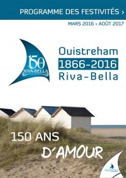 Programme 150 ans de Riva-Bella