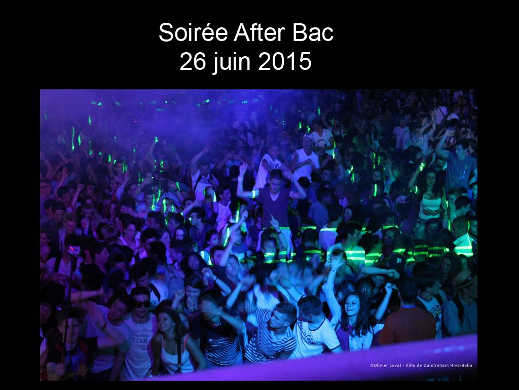 Soirée After Bac 2015