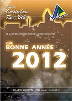 Bulletin municipal n° 152 - janvier - mars 2012