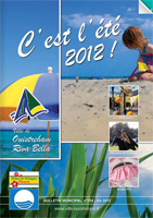 Bulletin municipal n° 154 - Eté 2012