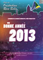 Bulletin municipal n°157 - janvier - mars 2013