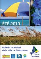 Bulletin municipal n° 159 - Eté 2013