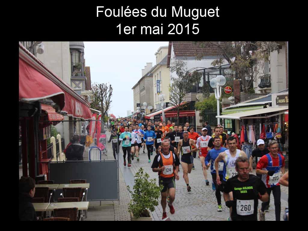 Foulées du Muguet 2015