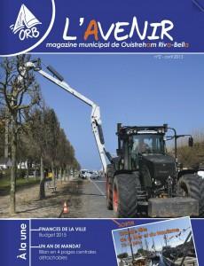 L'Avenir n°2 - Magazine municipal de Ouistreham Riva-Bella - avril 2015