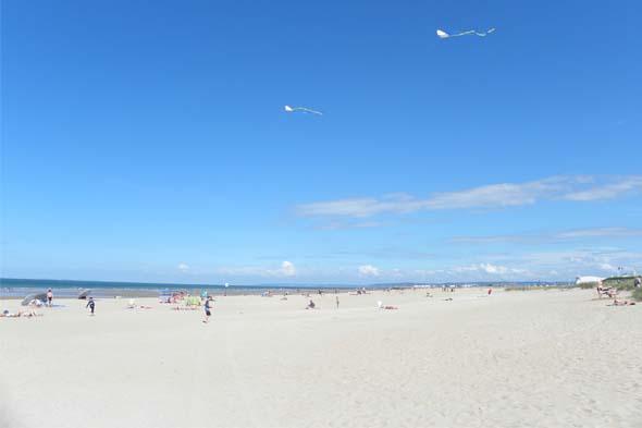 Propreté de la plage et qualité des eaux de baignade