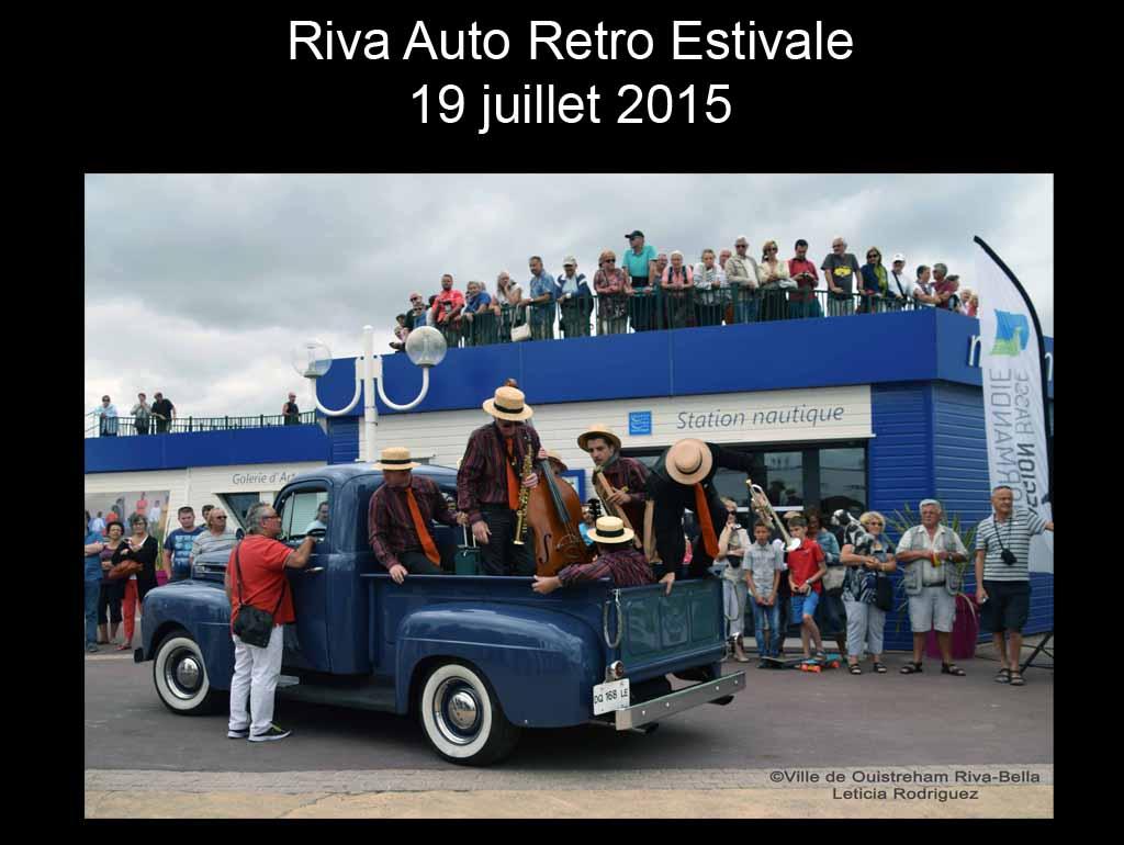 Riva Auto Retro Estivale 2015