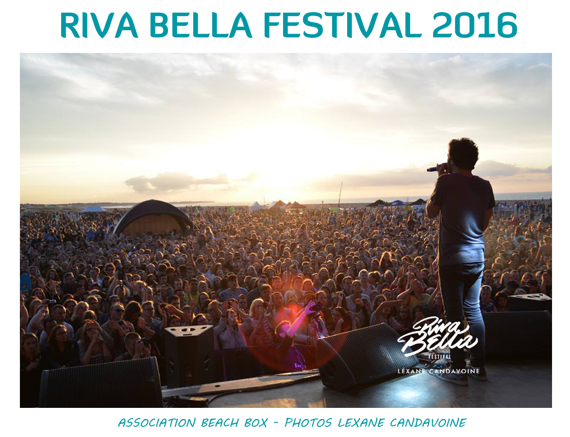 Riva Bella Festival 2016 © Association Beach Box