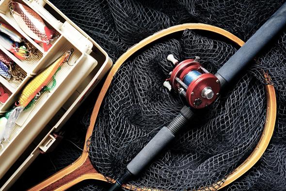 Pêche à pied de loisir réglementée