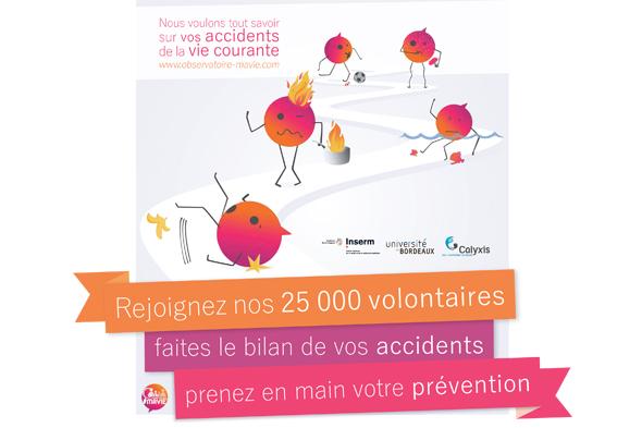 Prévention des accidents de la vie courante - Étude Inserm
