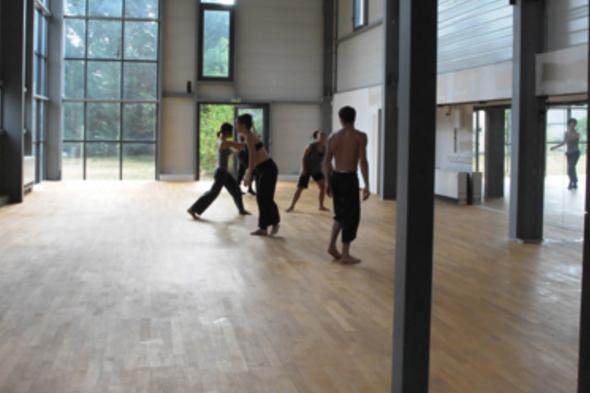 Les stages de danse