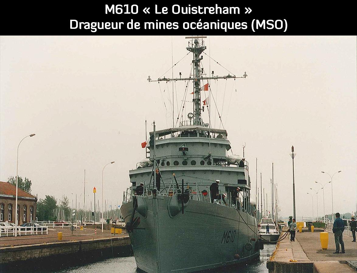 M610 Ouistreham