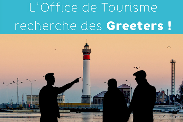 Caen la mer tourisme recherche des greeters mars 2018 for Caen la mer piscine