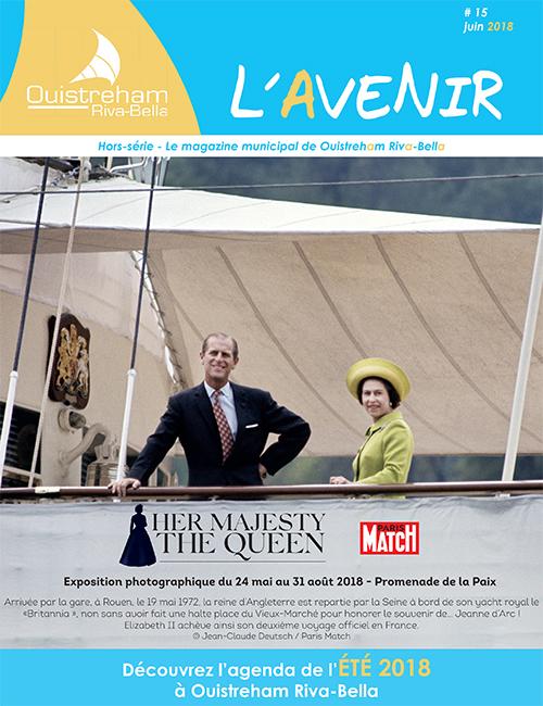 Magazine municipal - L'Avenir n°15 - Hors série - juin 2018