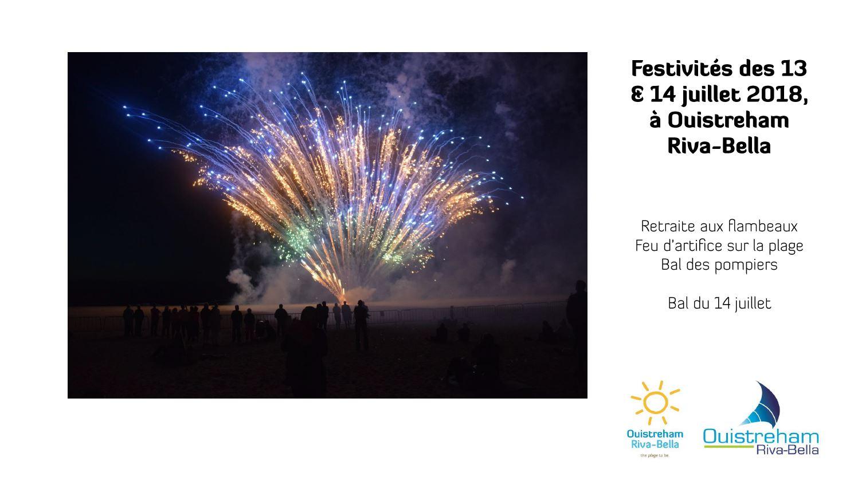 Festivités du 13 et 14 juillet - Juillet 2018