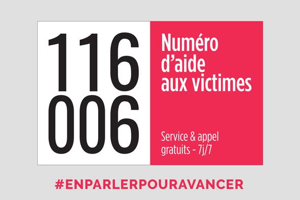 116 006 : le numéro d'aide aux victimes
