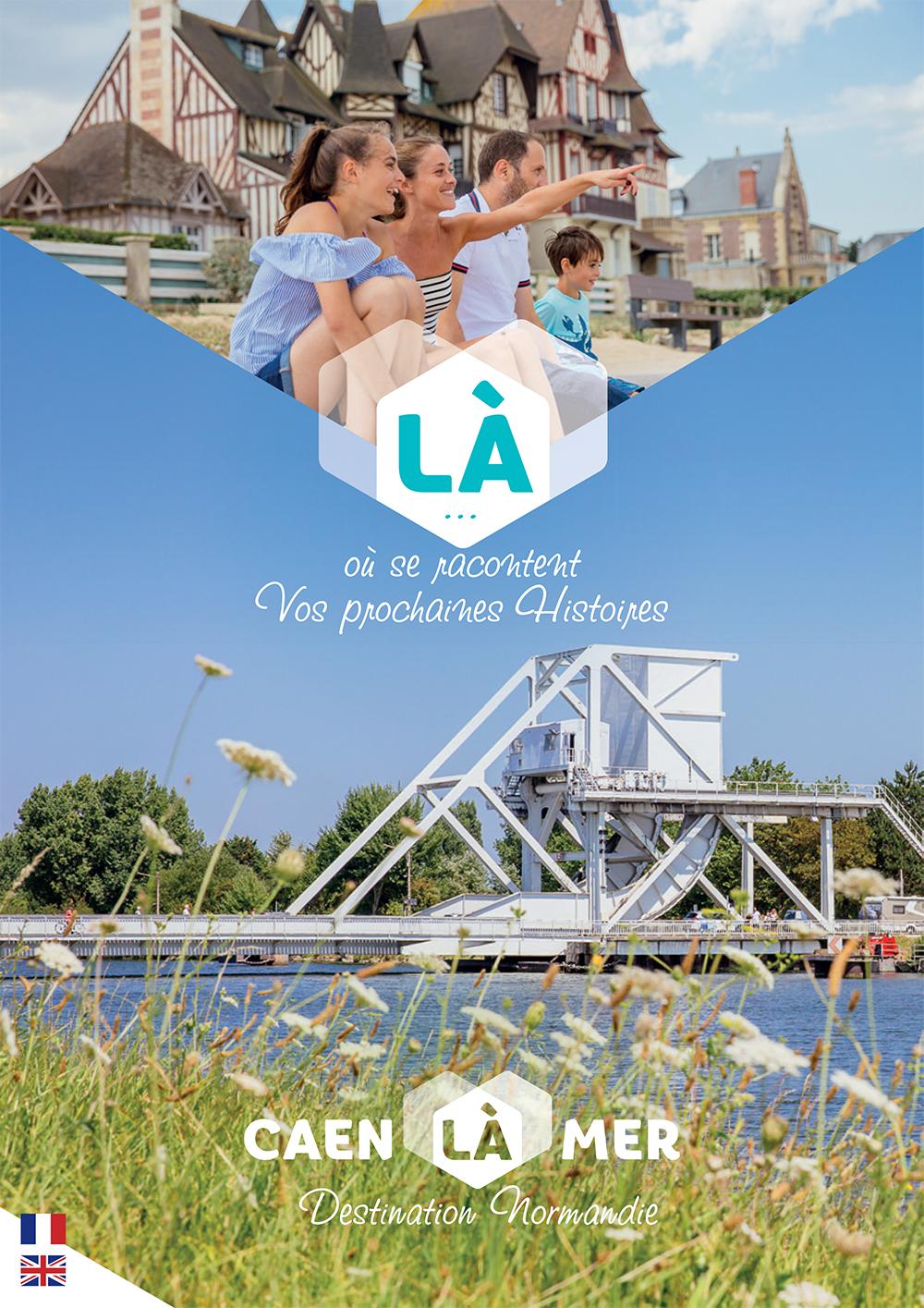 Magazine de la destination Caen la mer Tourisme 2019