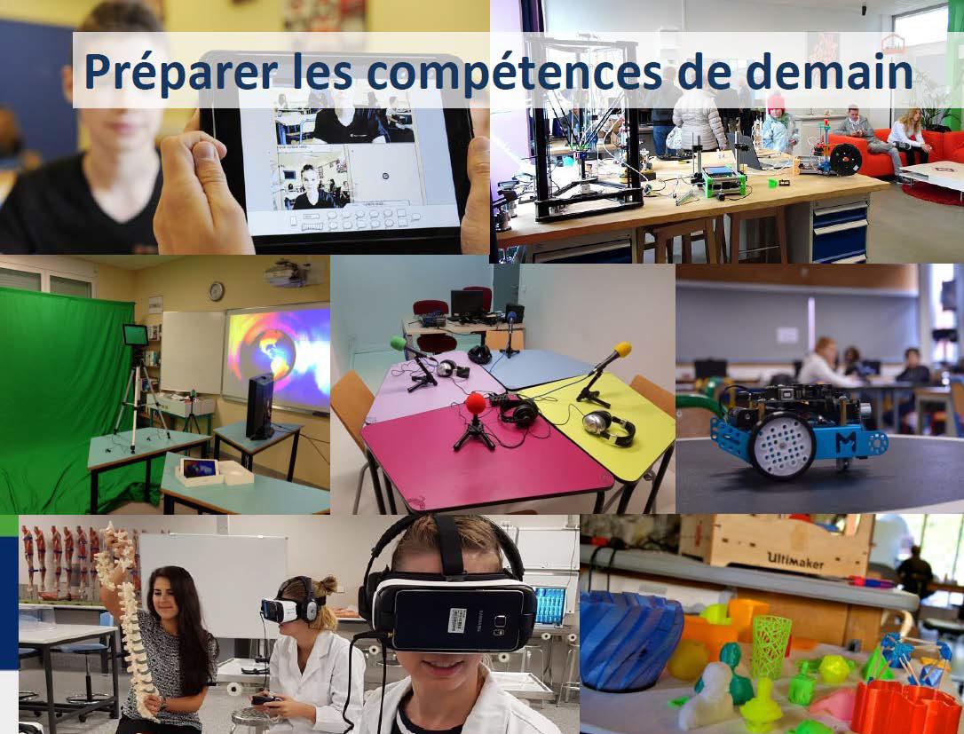 E-Collège Jean Monnet