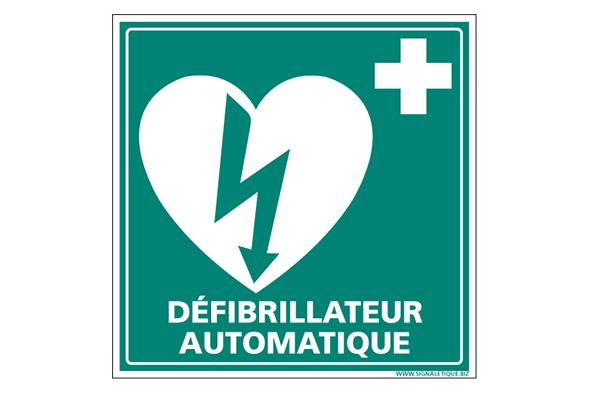 Les défibrillateurs à Ouistreham Riva-Bella