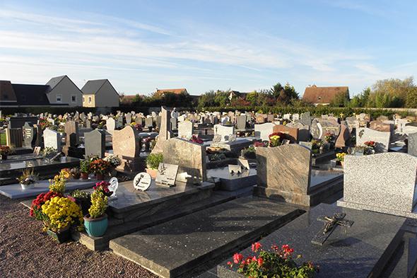 Horaires d'ouverture du cimetière