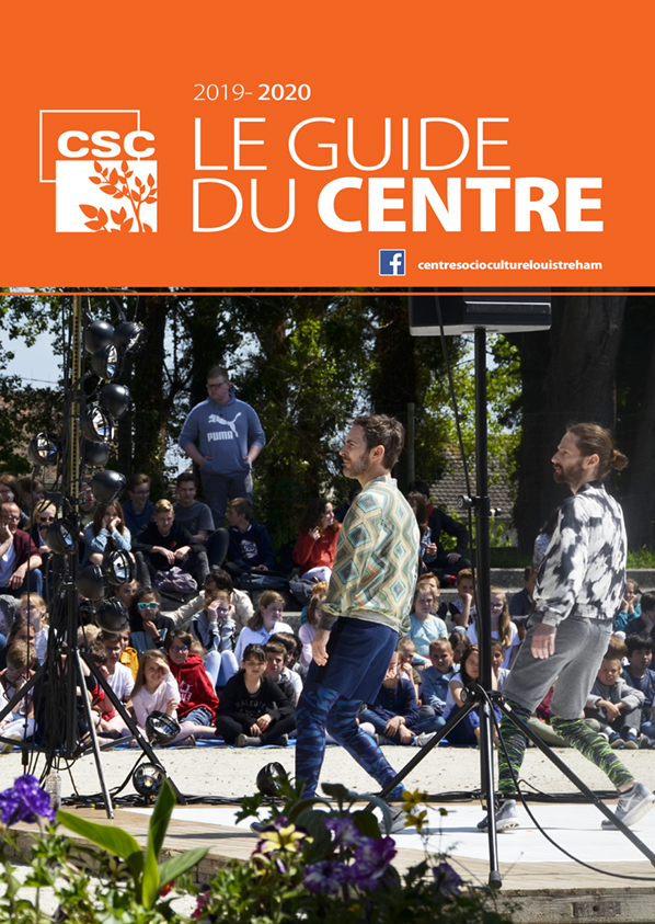 Guide du Centre socioculturel 2019-2020