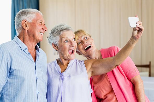 Pour les seniors
