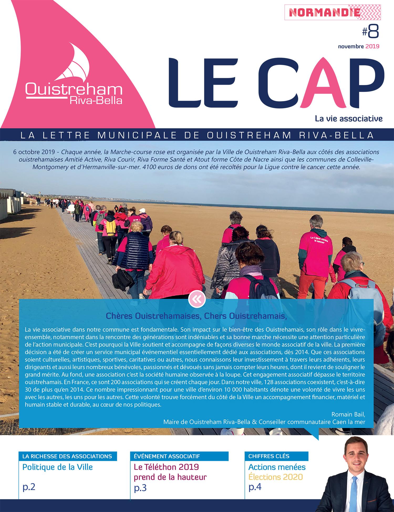 Cap n°8 - Novembre 2019