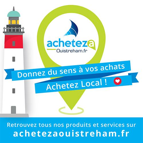 Achetezaouistreham.fr - Place de marché locale