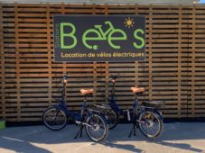 Vélo station bees