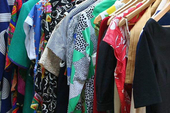Collecte du textile