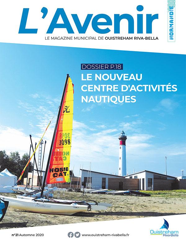 Magazine l'Avenir n°21 - automne 2020
