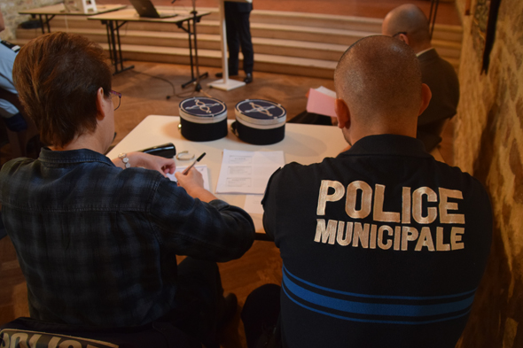 Conseil Local de Sécurité