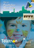 Bulletin municipal n° 151 - décembre 2011 - janvier 2012