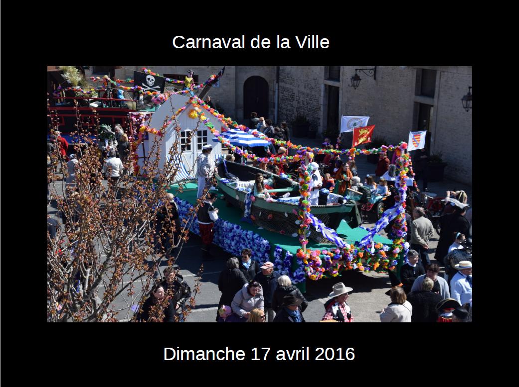 Carnaval de la Ville 2016
