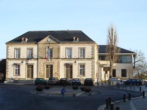 Mairie de Ouistreham Riva-Bella