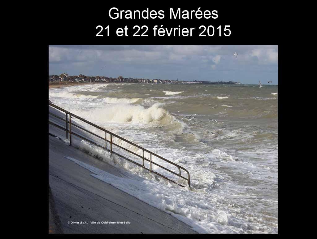 Grandes Marées 2015