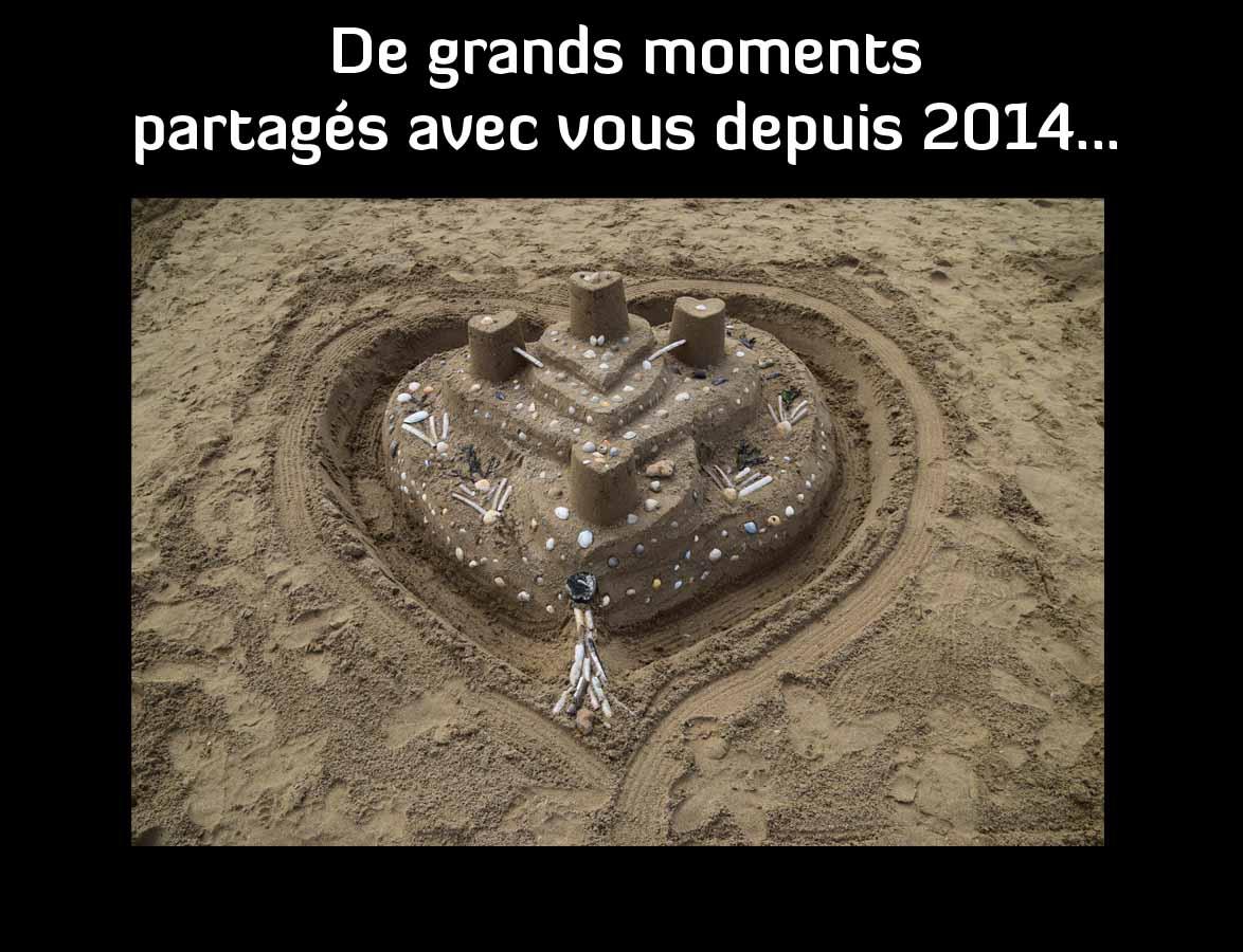 Vidéo rétrospective 2014-2015