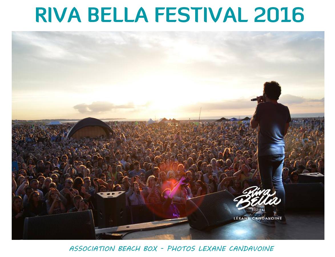 Riva Bella Festival 2016 © Association Beach Box