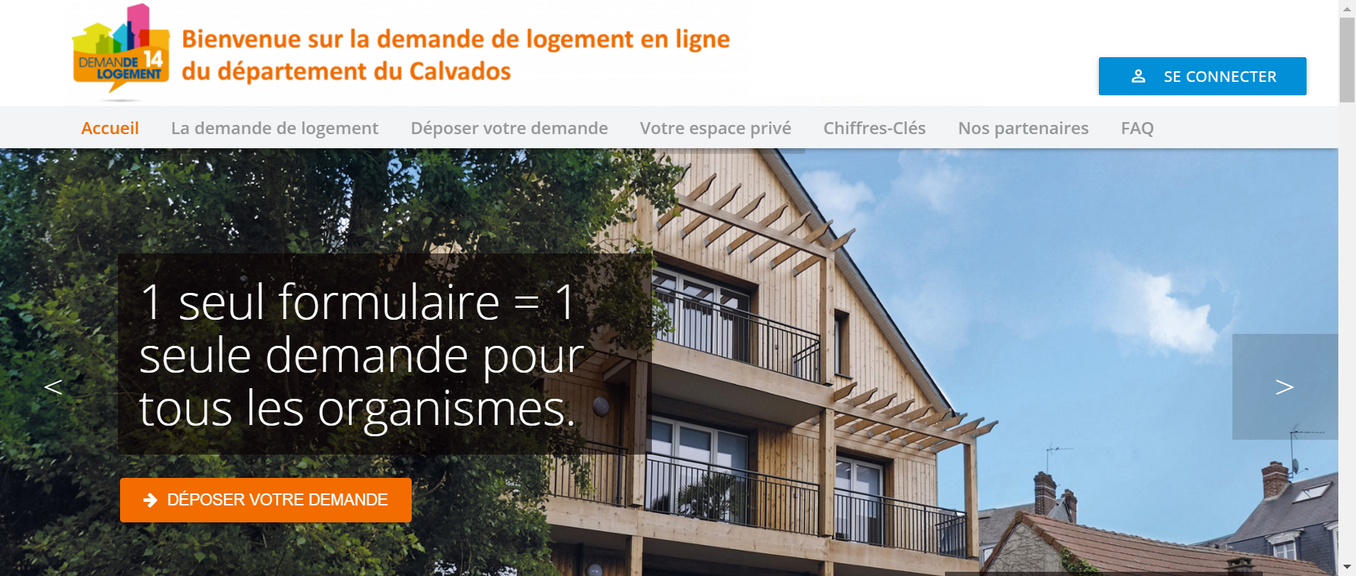 Demande de maison hlm caen avie home for Demande agrandissement maison