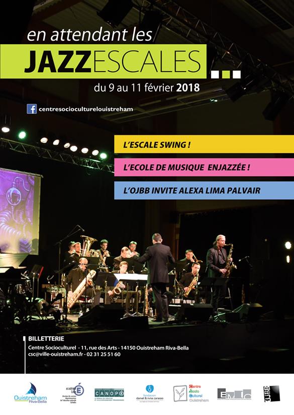 En attendant les jazz escales du 9 au 11 f vrier 2018 - Office de tourisme de ouistreham ...