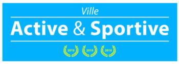 label ville active et sportive