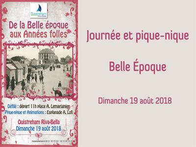 Pique-nique Belle époque - Août 2018