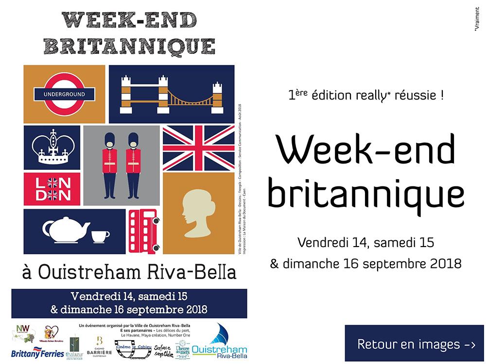 1er Week-end britannique