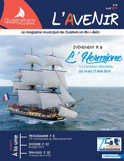 Magazine municipal - L'Avenir n°18 - avril 2019