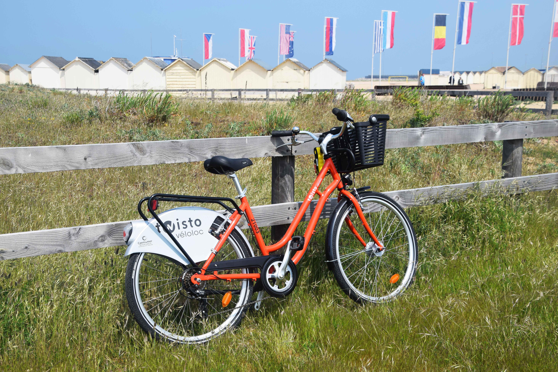 Location de vélo Twisto