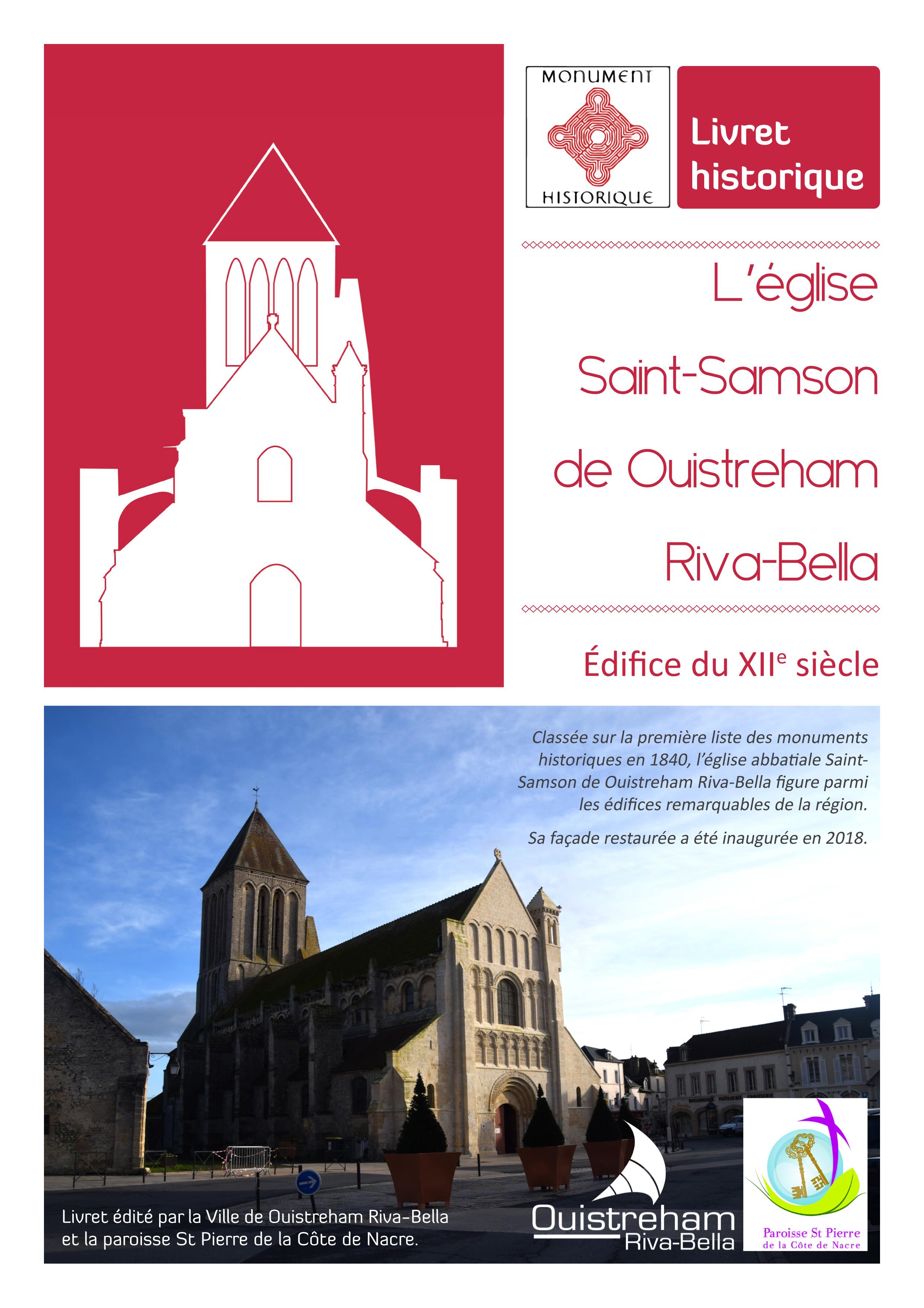 Brochure Église Saint-Samson