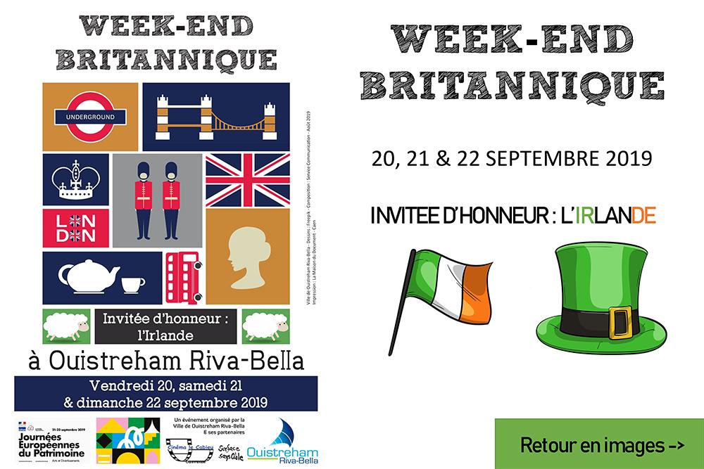 Week-end Britannique 2019