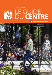 Guide du Centre socioculturel 2019-2020