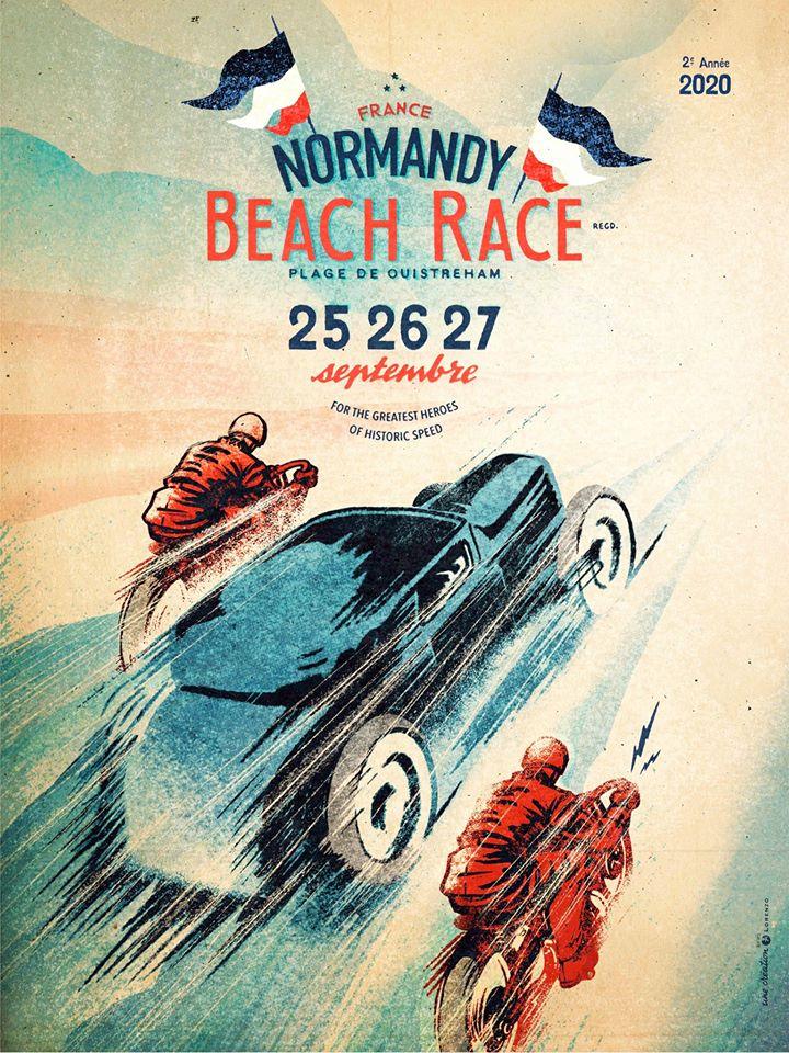 Normandy Beach Race - Ouistreham Riva-Bella