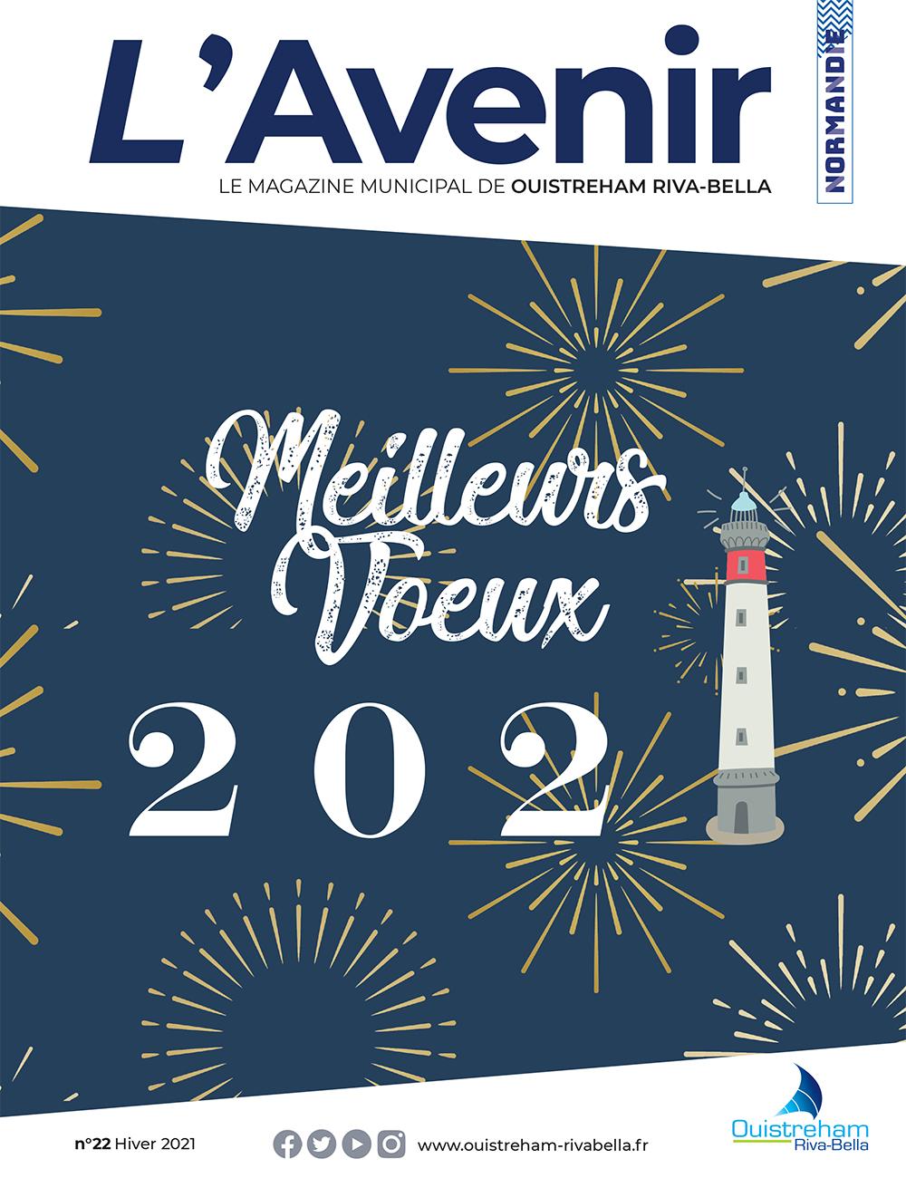 Magazine l'Avenir n°22 - hiver 2021